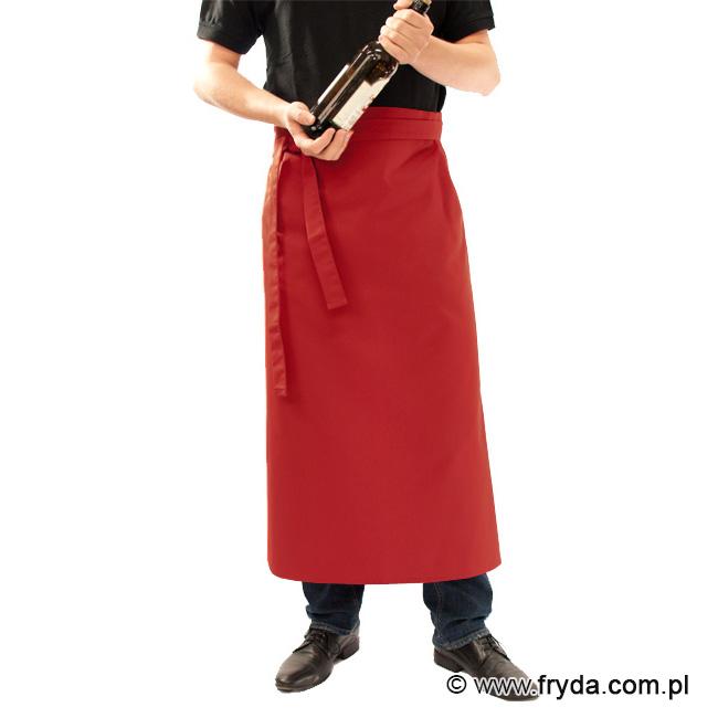 Elegancka zapaska kelnerska – odzież gastronomiczna