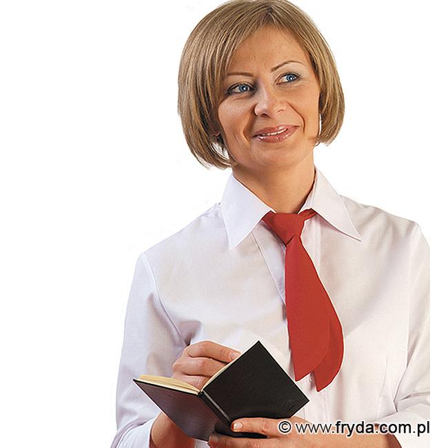 Jak wiązać krawat i apaszkę kelnerską?