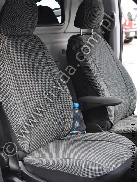 Pokrowce Citroen Nemo – ZDJĘCIA w samochodzie!