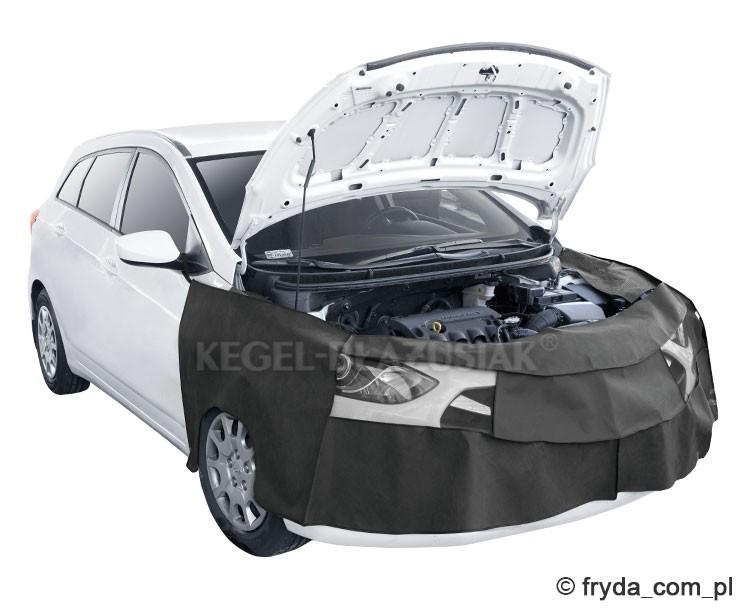 Pokrowiec ochronny na przód samochodu – akcesoria samochodowe
