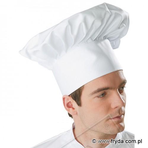 Czapka kucharska – różne modele