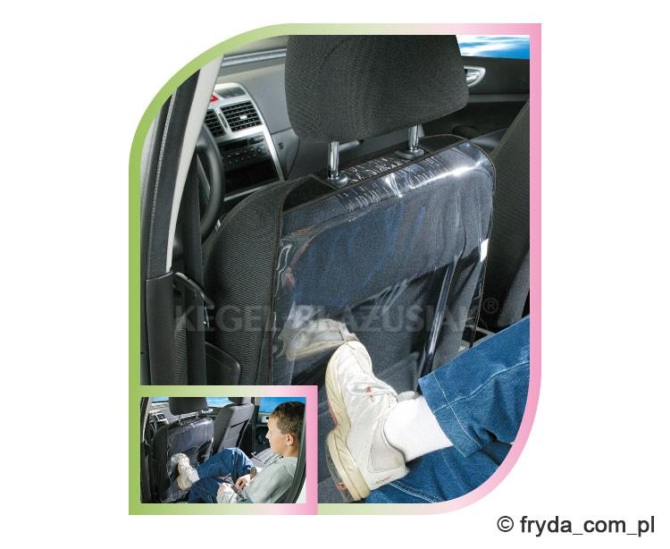 Osłona na fotel samochodowy – zobacz jak chronić fotel przed pobrudzeniem