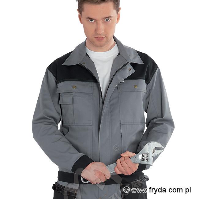 Profesjonalna bluza robocza – odzież robocza