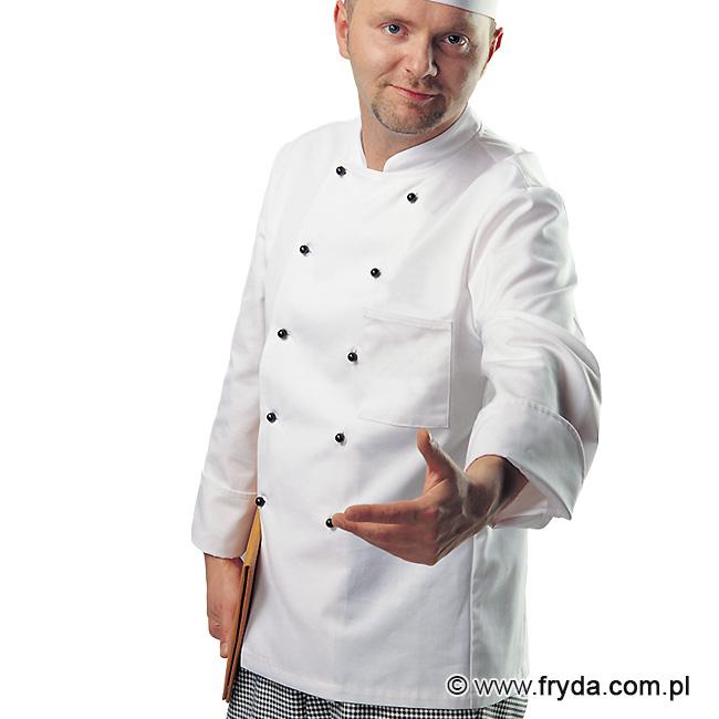 Profesjonalne bluzy kucharskie – ZOBACZ TEST