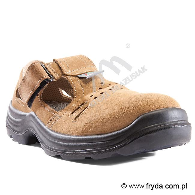 Jakie obuwie robocze na lato wybrać? ZOBACZ