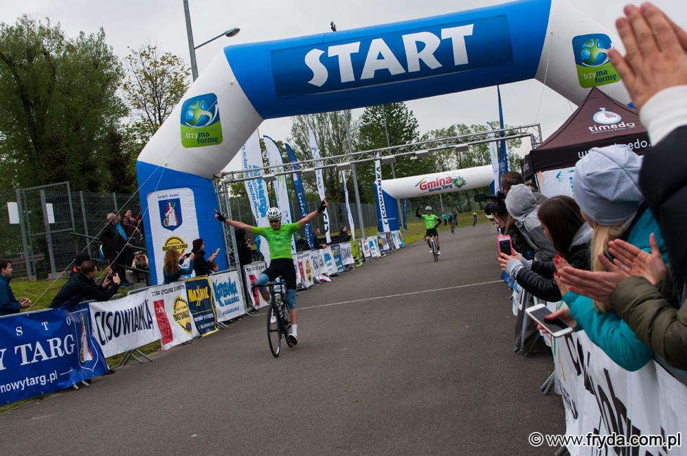 Kegel-Błażusiak sponsorem Nowy Targ Road Challenge!