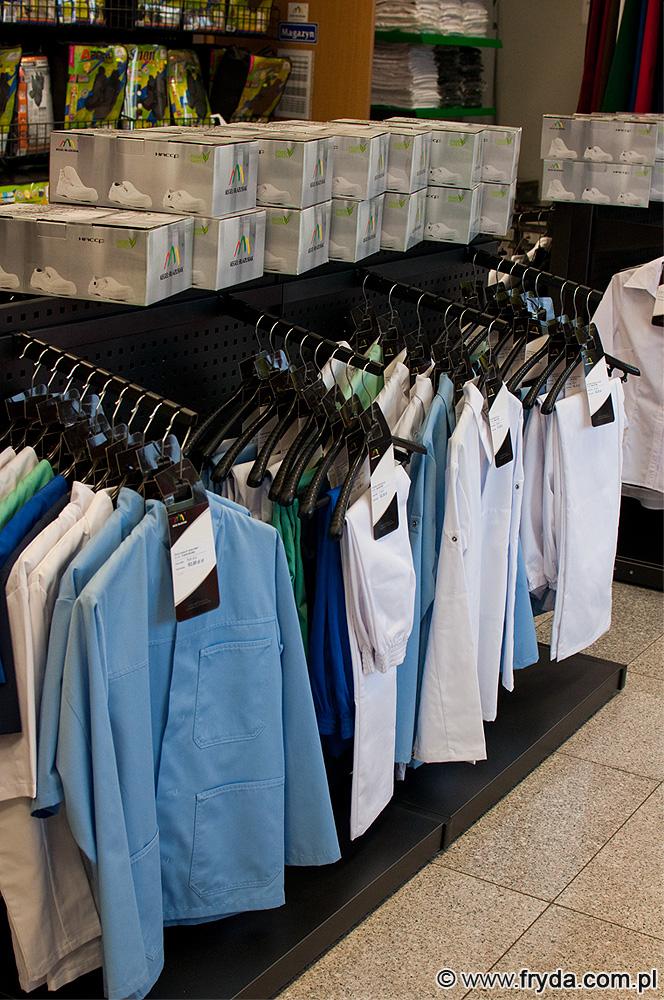 Odzież medyczna Bielsko Biała