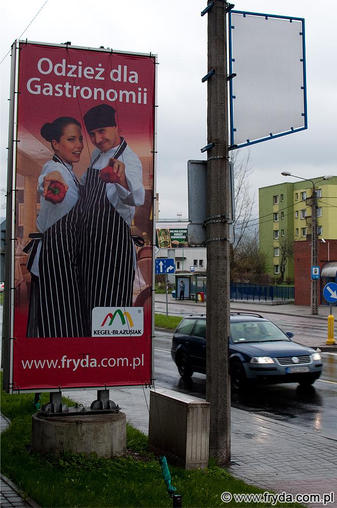 Odzież gastronomiczna Bielsko Biała