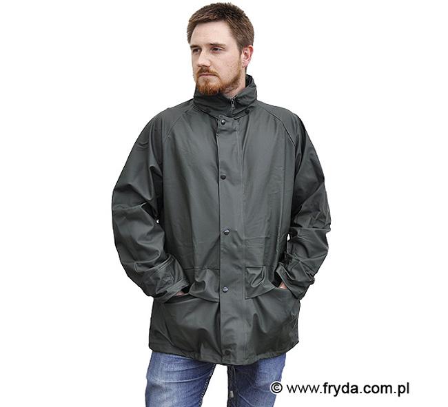Przeciwdeszczowa Odzież Robocza – kurtki, płaszcze, obuwie