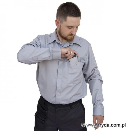 Koszula Trudnopalna i Antyelektrostatyczna od Kegel-Błażusiak